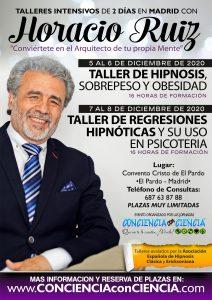 HORACIO DICIEMBRE MADRID BR